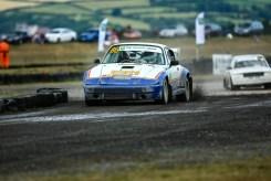 Barry Stewart's Retro Porsche 911 never fails to entertain