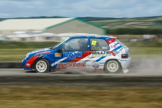 Current Hot Hatch Championship leader Craig Lomax