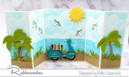 Rubbernecker Blog KC-Rubbernecker-Shutter-Scooter-Beach-Card-open-500x301