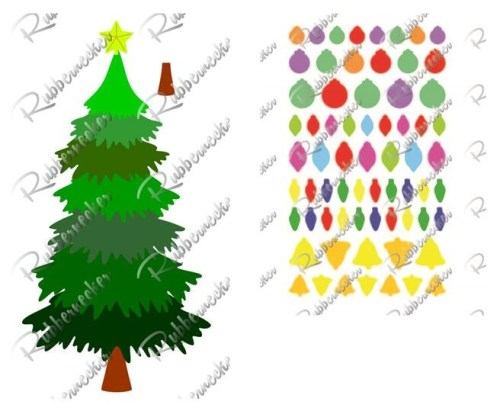 Rubbernecker Blog tree-and-ornaments-500x411