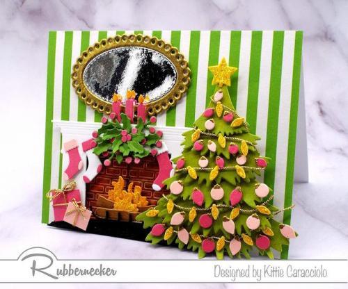 Rubbernecker Blog 5416-02d-5416-01d-Tiny-Ornaments-and-Slimline-Christmas-Tree-500x416