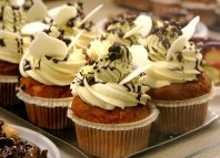 Cupcakes, american-style