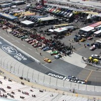 NSCS:  Spotter Stand - Bristol Style