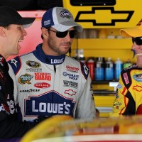 NSCS: After Martinsville Three Man Title Race Could Be Down To Two