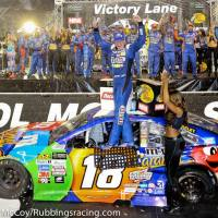 MENCS: Busch Beats Prodigy, Completes the Triple