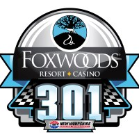 MENCS: Foxwood Casino Resort 301 Starting Lineup