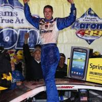 TBT: David Ragan Wins at Talladega, Scores First Win for Front Row Motorsports
