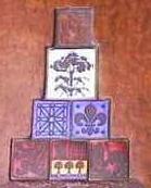 My 19th century Spanish briar wood cigarette case (3/4)