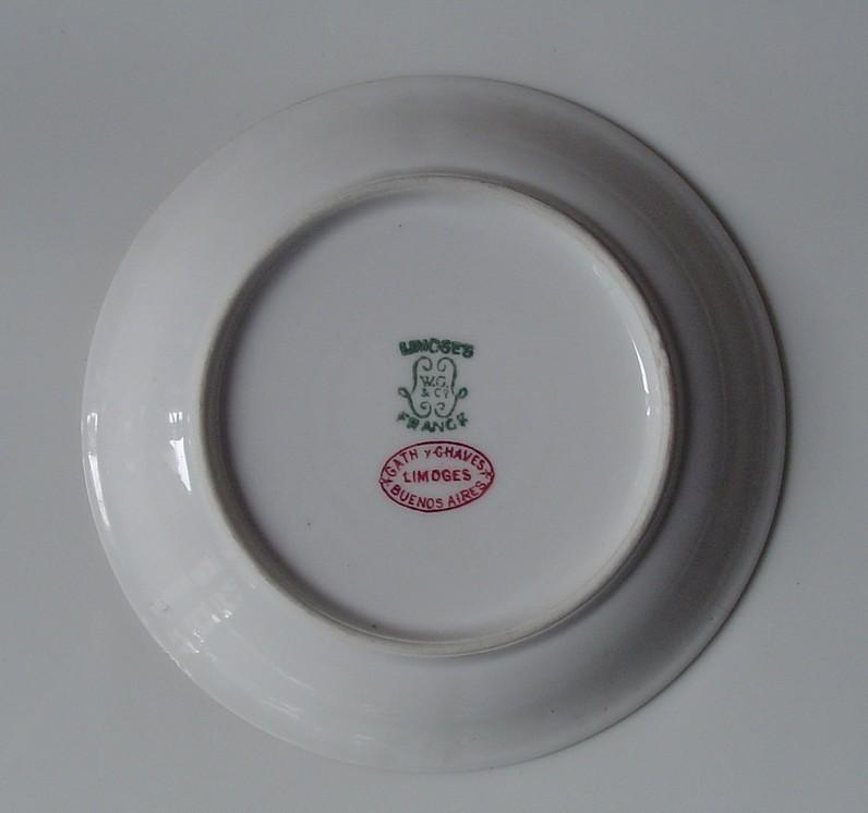 "My Limoges porcelain ""tête-à-tête""  (6/6)"