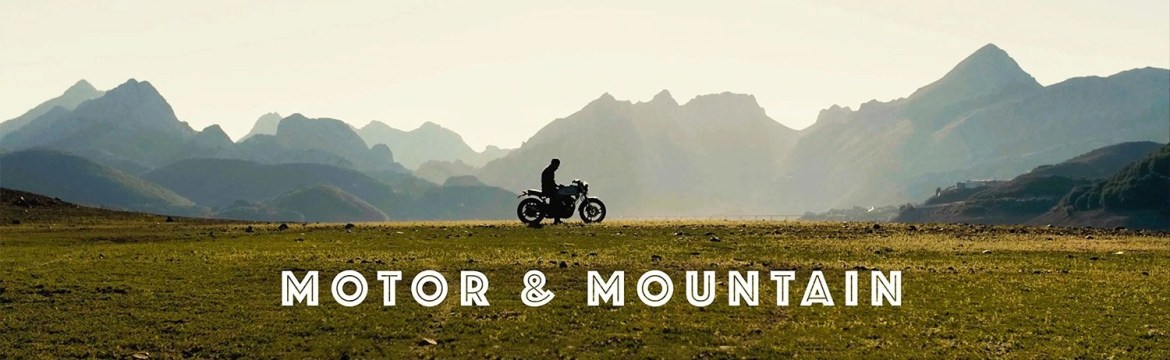 Motor and Mountain film
