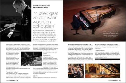 Lifestyle Dordrecht interview Ruben Plazier