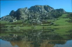Asturias - Picos de Europa - Arcilla lake