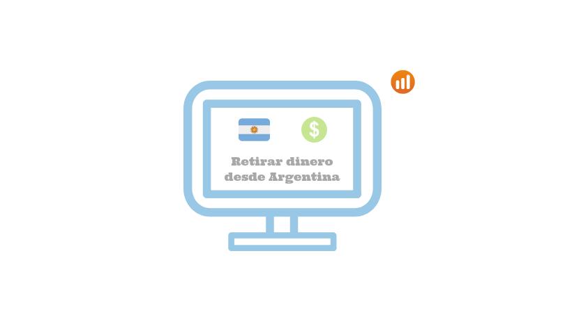 ¿Como retirar dinero en IQ Option desde Argentina?