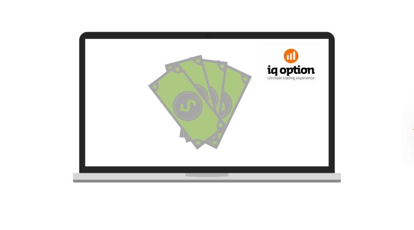IQ Option deposit, What is the method? rubengrcgrc