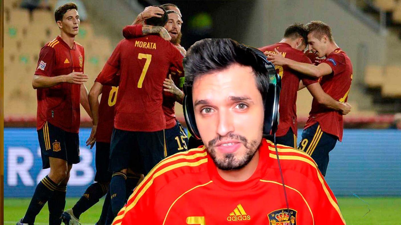 ¡España 6-0 Alemania! ¡Victoria histórica!