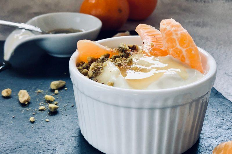 Cremigen Joghurt einfach selber machen