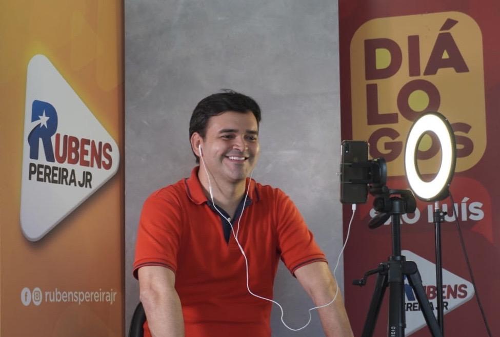 Rubens Jr: Primeiro mês do movimento Diálogos Por São Luís reúne ...