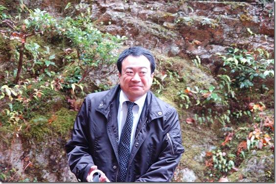 Хорикава-сан, представитель тур-фирмы