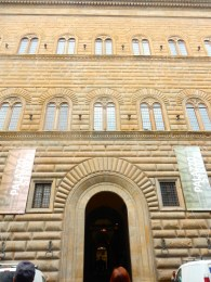 Palazzo Strozzi (now an art museum)