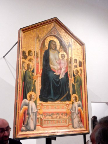 Giotto's Ognisanti Madonna