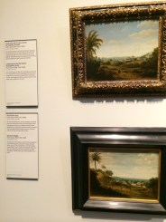 Paintings of Dutch holdings in Brazil