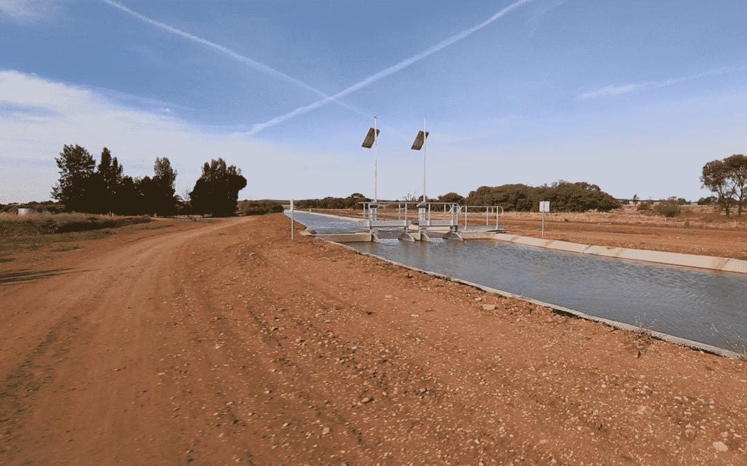 澳大利亚第三大灌区采用水联网控制解决方案