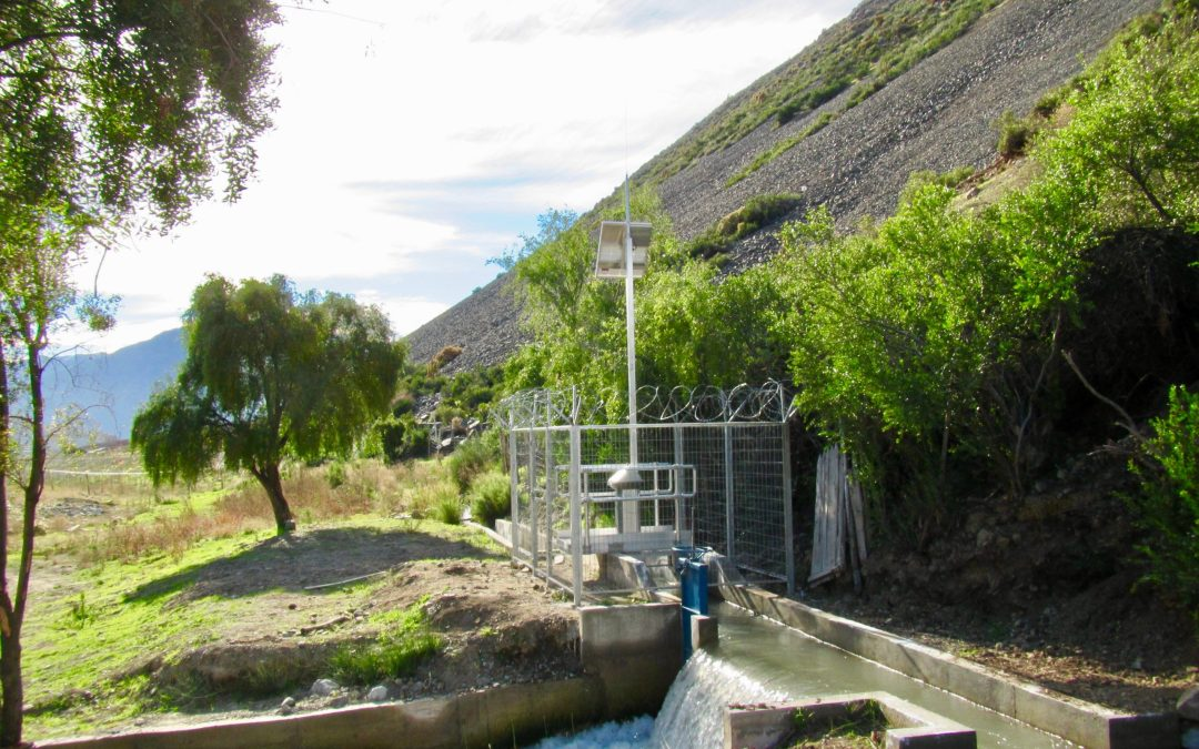 Site Management Solution for Rio Choapa, Chile