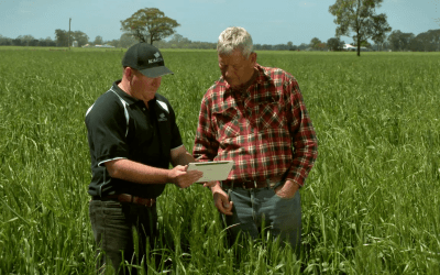 Future AgTech trends highlighted