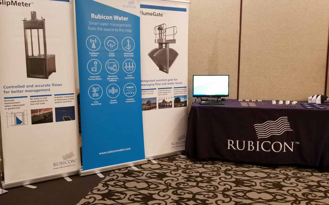 Introducing Rubicon's virtual conference booth