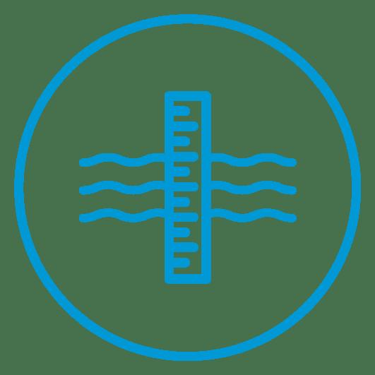 Sensores integrados MicronLevel