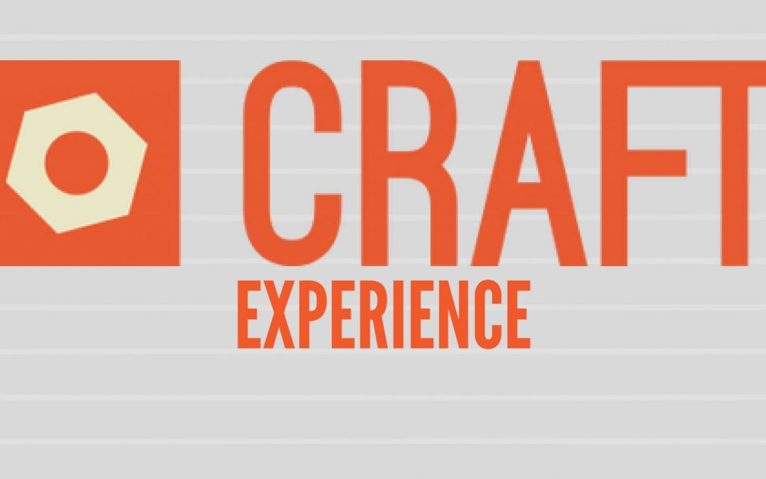 Craft Conference 2017 Experience