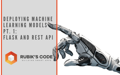 Deploying Machine Learning Models – pt. 1: Flask and REST API