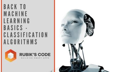 Back to Machine Learning Basics – Classification Algorithms