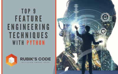 Top 9 Feature Engineering Techniques with Python