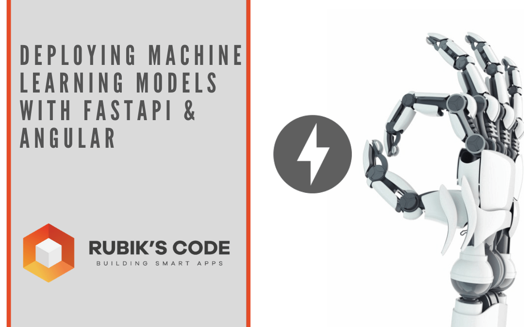 Deploying Machine Learning Models with FastAPI and Angular