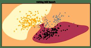 Halving Random Search Model