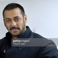 I get this amazing positive energy from Salman Khan and I'm very inspired by him, says Indian fashion designer Vikram Phadnis