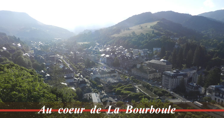 location bourboule