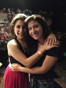 Chloe and Natasa