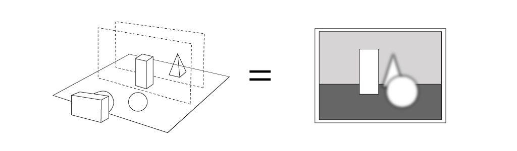 Baja apertura de diafragma y enfoque en fotografía.