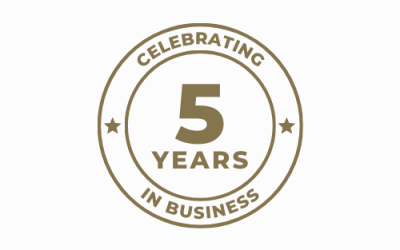 We're 5 years old! What we've done to date and what we're going to do next.