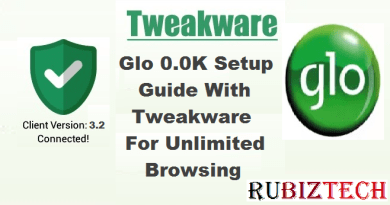 latest Glo 0.0k free browsing tweak