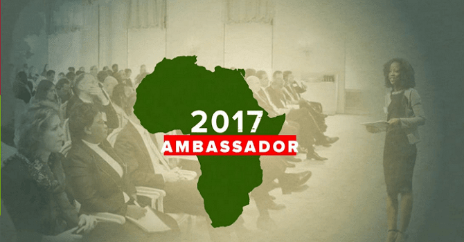 AGCO Africa Ambassador 2017 Video Contest