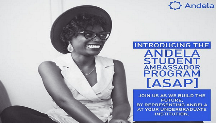 Andela Student Ambassador Program (ASAP) in Nigerian universities