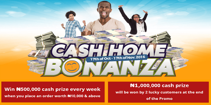 Cash Home Bonanza