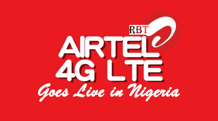 Airtel 4G LTE service goes live