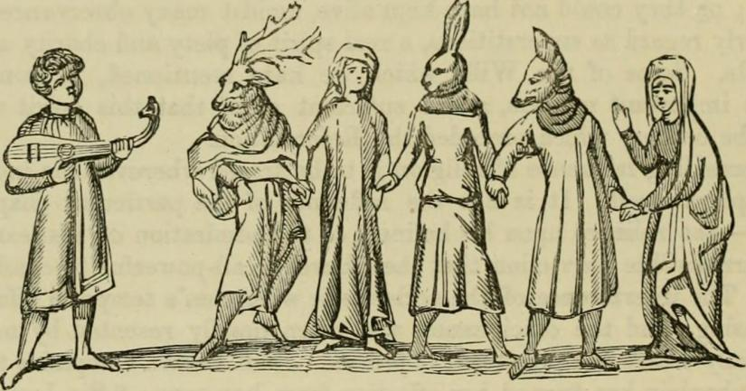 "Image from page 149 of ""The popular history of England; an illustrated history of society and government from the earliest period to our own times"" (1854)"