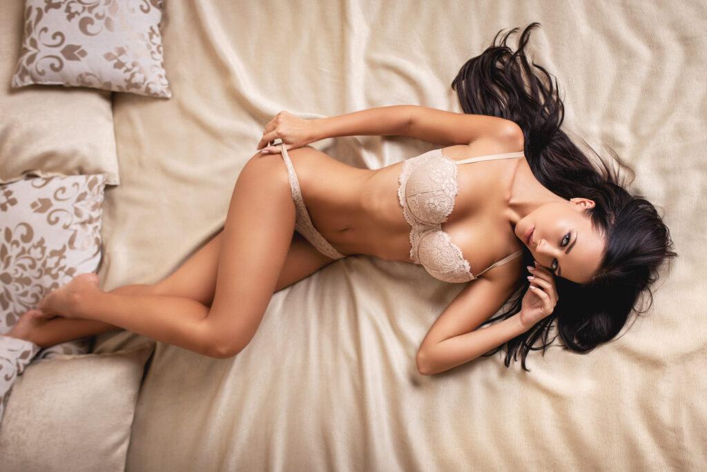 Full Body Massage: Moaning Is Inevitable