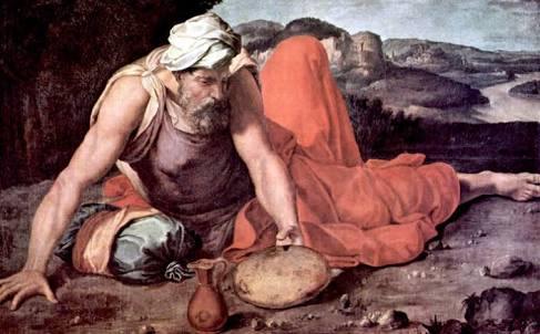 7 Tokoh Alkitab Yang Putus Asa Dan Ingin Mati