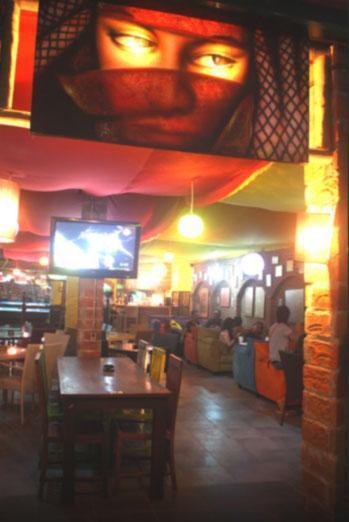Cuba Libre Cafe & Lounge Yogyakarta Nongkrong Nge Bir Santai Tepi Sawah